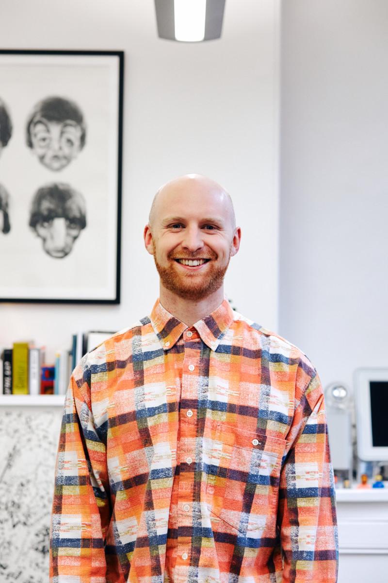 Angus MacKenzie - Designer