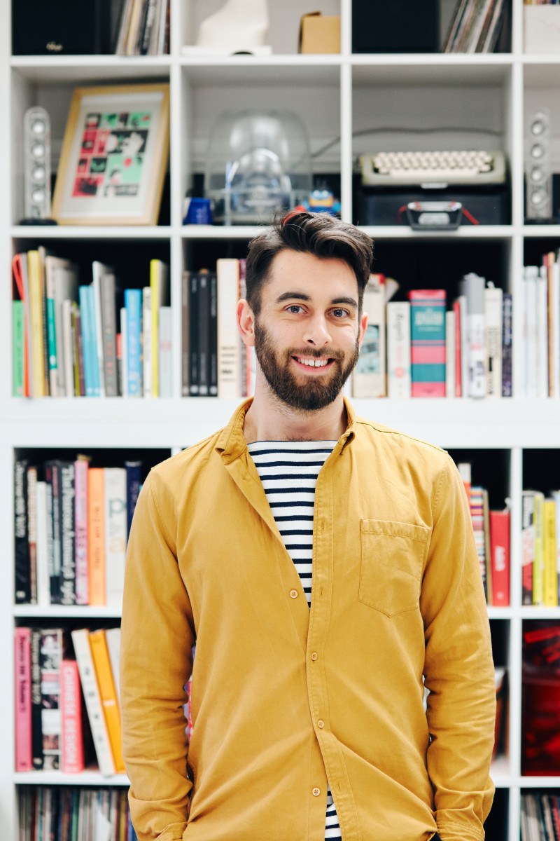 Jake Goodall - Designer