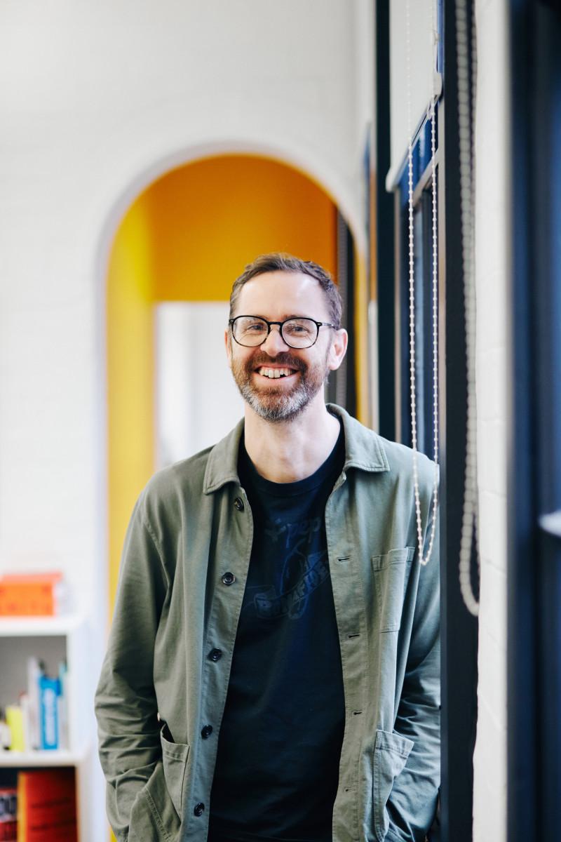 Andy Marshall - Developer