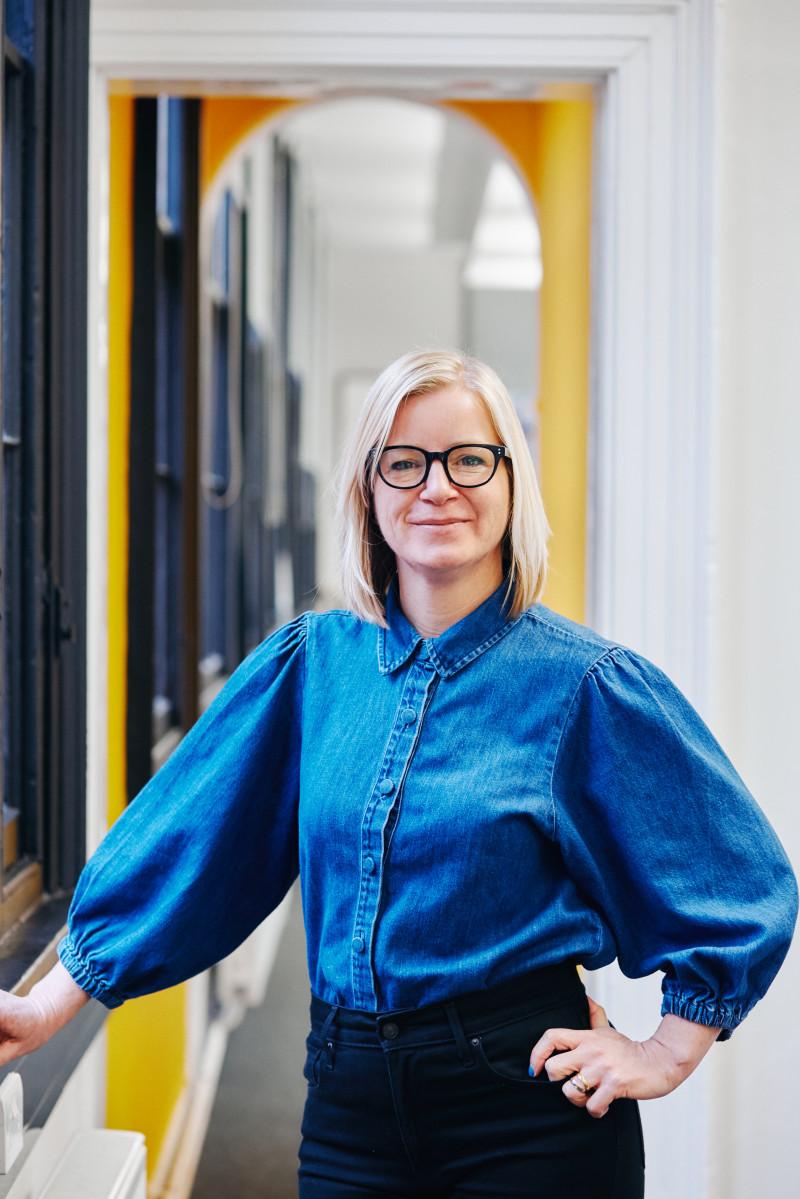 Katie Daniel - Operations Director
