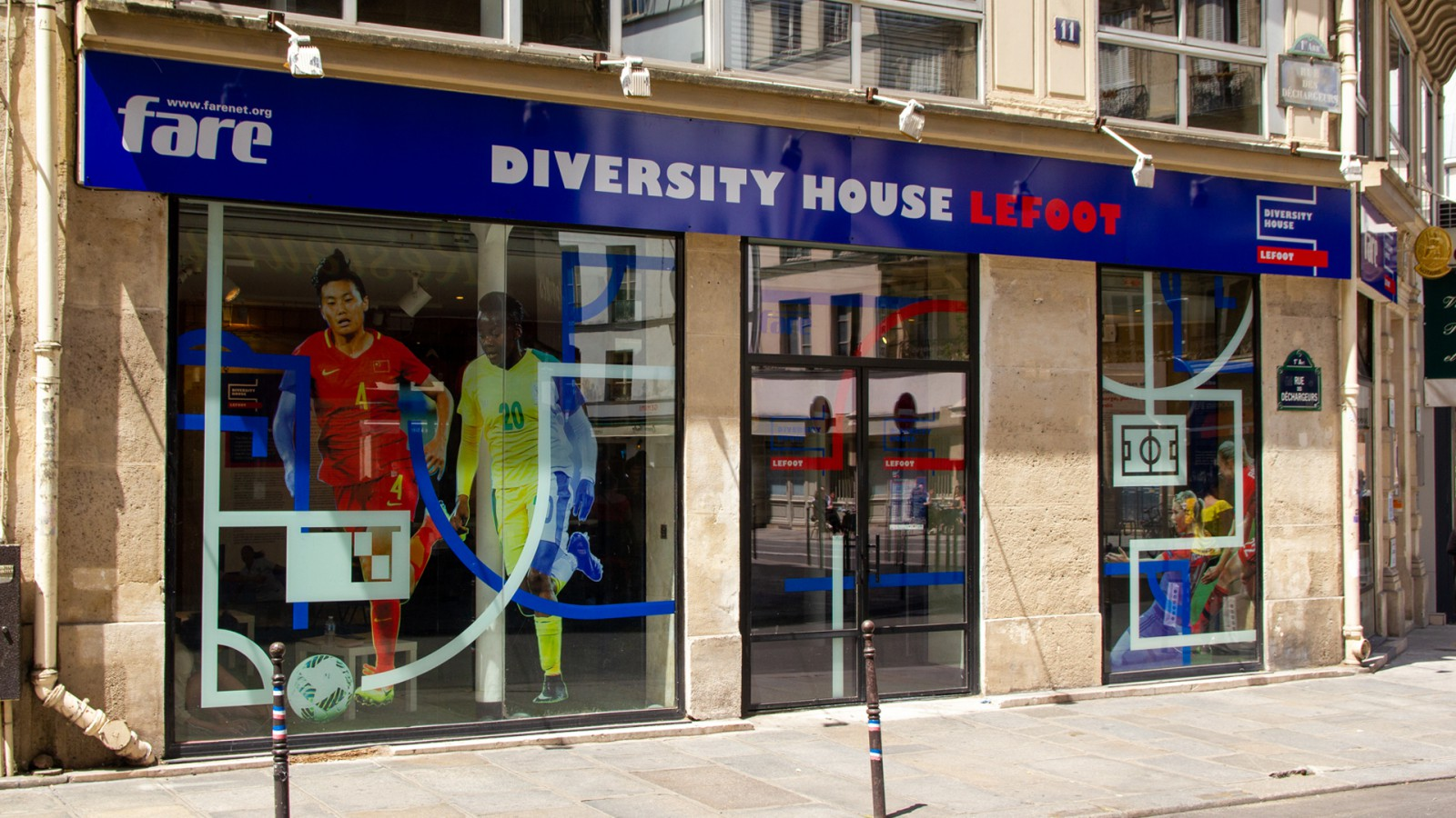 Gallery image for Diversity House - Paris 2019 project