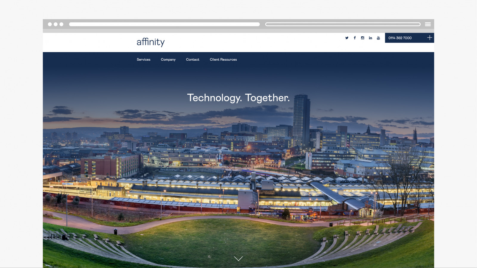 image for Affinity IT project