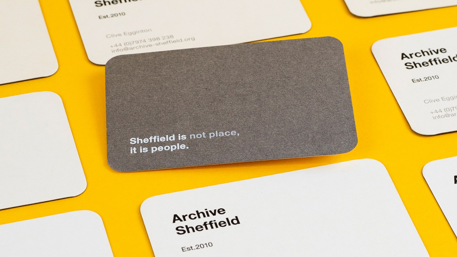 image for Archive Sheffield project
