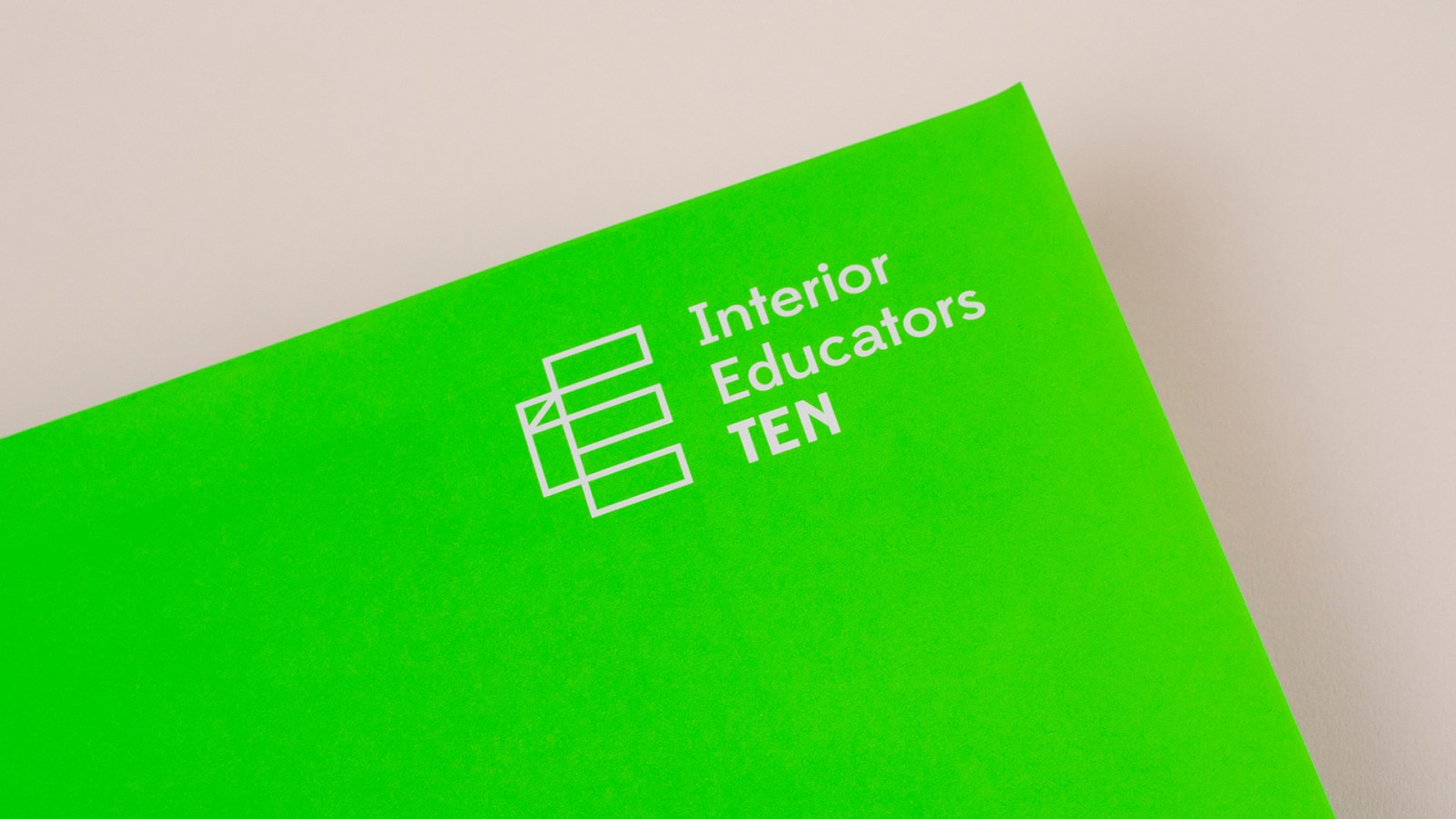 Gallery image for Interior Educators Branding project