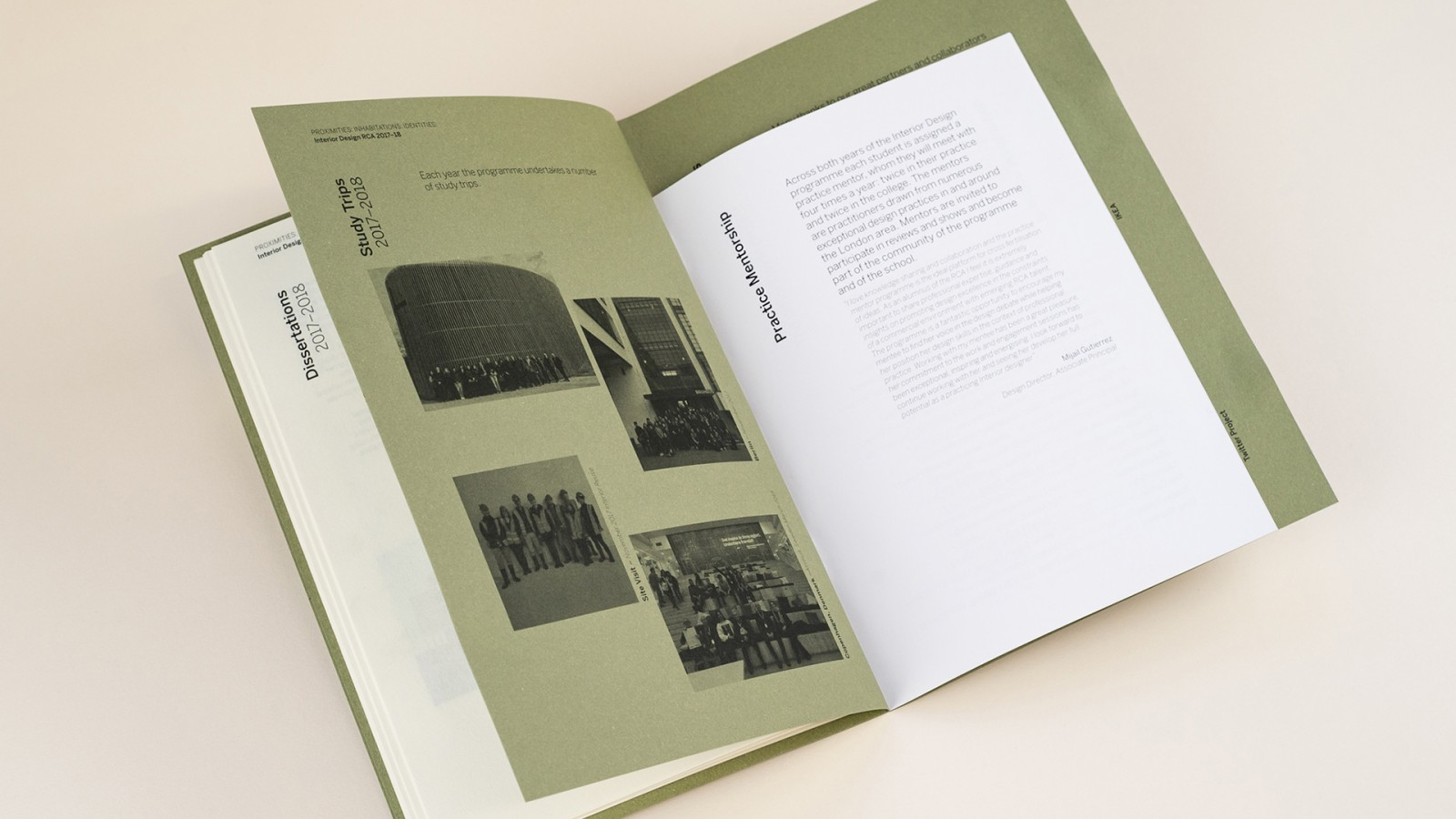 Gallery image for Royal College of Art project