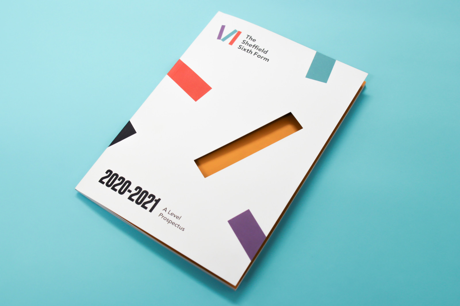 Gallery image for Sheffield College 6th Form Brand project