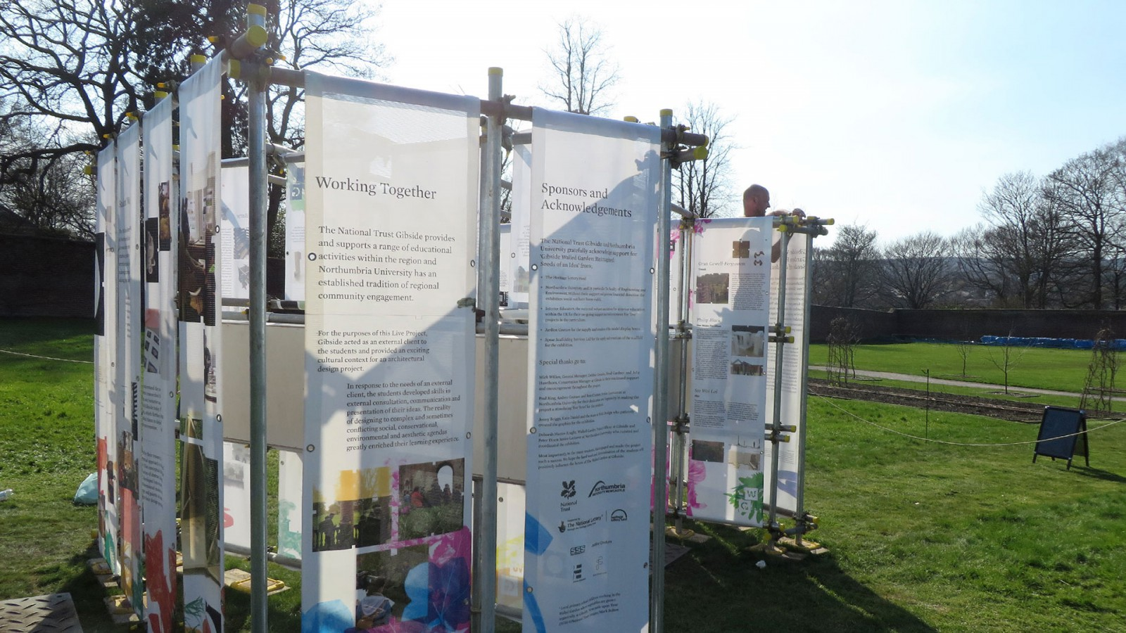 Gallery image for Gibside National Trust – Walled Garden project