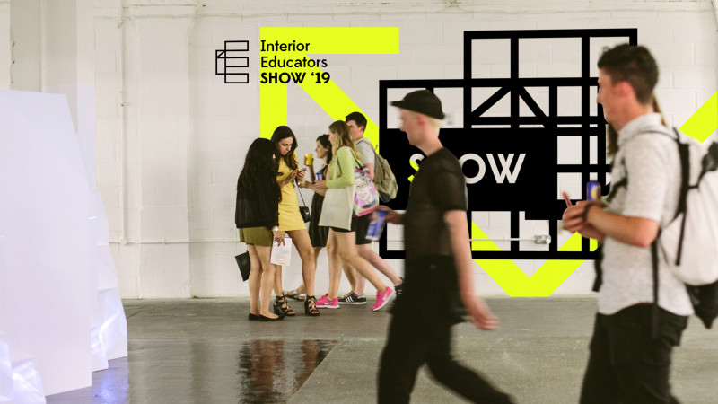 Hero graphic at Freerange 2019 - Thumbnail image for Interior Educaros - Spatial Design project